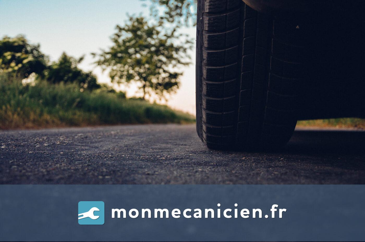 Une bonne pression des pneus améliore le confort de conduite